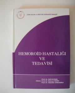 HEMOROİD HASTALIĞI VE TEDSAVİSİ